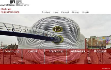 Arbeitsgruppe Stadt- und Regionalforschung