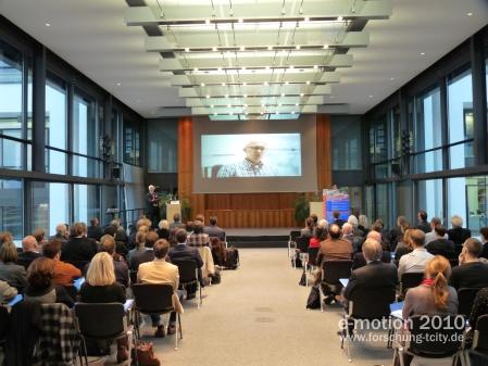 e-motion 2010 - Zukunft von Wirtschaft und Arbeit